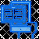 Mobile Book Icon