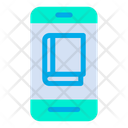 Mobile Book Icon
