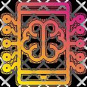 Mobile Ai Robotics Icon
