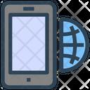 Seo Web Connection Icon
