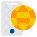 Mobile Browser Browser Network Icon