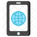 Mobile Browser Phone Browser Mobile Network Icon