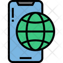 Mobile Browser Icon