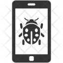 Malware Mobile Virus Icon