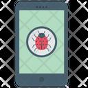 Bug Error Virus Icon