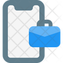 Mobile Business Online Business Financial App Icon