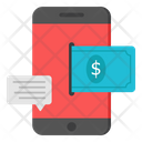 Mobile Business Chat Business Chat Message App Icon