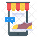 Mobile Buying Icon