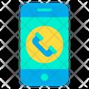 Mobile Phone Phone Call Call Icon