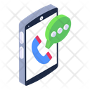 Mobile Call Phone Call Voice Call Icon