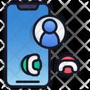 Mobile Call Mobile Call Icon