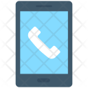 Mobile Call Cell Icon