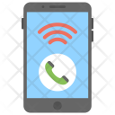 Mobile Call Interface Icon