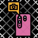 Camera Lens Zoom Icon