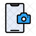 Mobile Camera Picture Icon