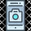Camera Mobile Device Icon