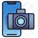 Mobile Camera Camera Photo Icon