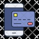 Mobile card Icon