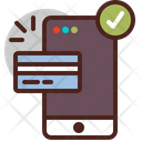 Mobile Card Mobile Payment Online Payment Icon