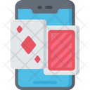 Mobile Card Game Icon