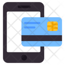 Mobile Card Payment Business Card Credit Card Icon