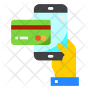 Mobile Card Payment Mobile Payment Mobile Credit Icon