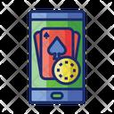 Mobile Casino Mobile Poker Online Casino Icon