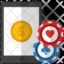 Mobile Casino Casino App Casino Online Icon