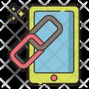 Mobile Chain Icon