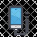 Calling Battery Communication Icon