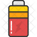 Mobile Charging Battery Icon