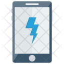 Power Charging Mobile Icon