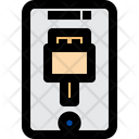 Mobile Charging Icon