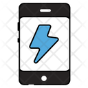 Mobile Power Mobile Energy Phone Power Icon