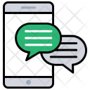 Sms Message Texting Icon
