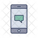 Mobile Phone Communications Smartphone Icon