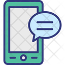 Chat Screen Communication Mobile Chat Icon
