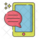 Mchat Online Support Chatting Icon