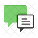 Mobile Chatting Mobile Chat Chatting Icon