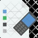 Mobile Checklist List Icon