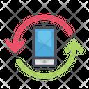 Mobile Circle Icon