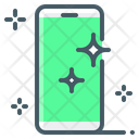 Clean Mobile Phone Icon