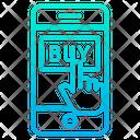 Mobile Click Icon