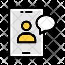 Mobile Client Mobile Clients Icon