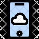 Modern Technology Mobility Communication Icon