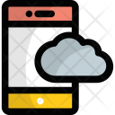 Mobile Cloud Android Icon