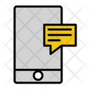 Mobile code Icon