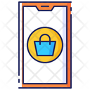 Mobile Phone Business Icon