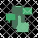 Phone Online Internet Icon