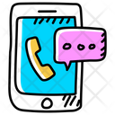 Voice Call Mobile Call Mobile Communication Icon